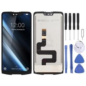 Touch Panel + LCD Full Assembly voor Doogee S90C(Zwart)