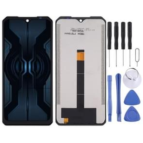 Touch Panel + LCD Full Assembly voor Doogee S95 Pro(Zwart)