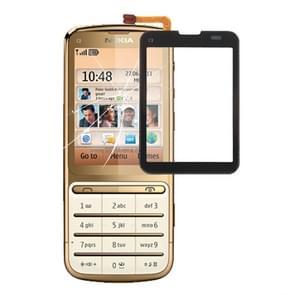 Touch paneel voor Nokia C3-01(Black)
