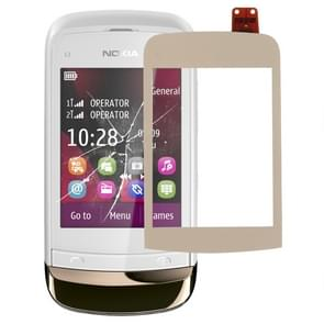 Touch Panel for Nokia C2(Gold)