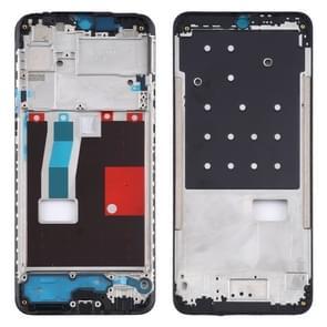 Front Housing LCD Frame Bezel Plate voor OPPO Realme 5 Pro / Q (Zwart)
