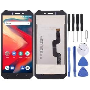 LCD Screen and Digitizer Full Assembly for Ulefone Armor X2(Black)