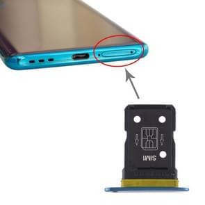 SIM-kaartlade voor OPPO Find X2 (Blauw)