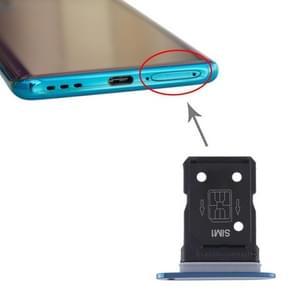 SIM-kaartlade + SIM-kaartlade voor OPPO Find X2 (Blauw)