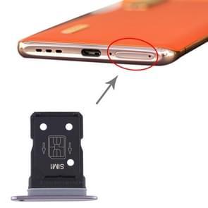 SIM-kaartlade + SIM-kaartlade voor OPPO Find X2 Pro (Zwart)