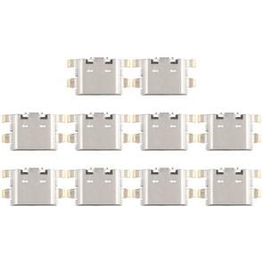 10 stuks opladen Port-Connector voor Meizu Meilan Opmerking