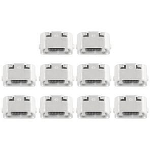 10 stuks Port-Connector opladen voor Meizu MX4 / MX4 Pro / Meilan Matel