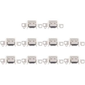 10 stuks Port-Connector opladen voor Meizu MX5