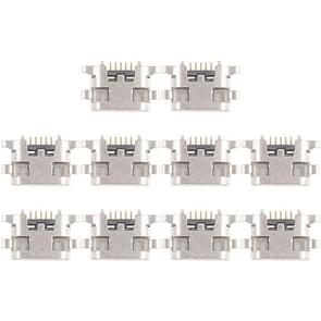 10 stuks Port-Connector opladen voor Meizu Meilan 6