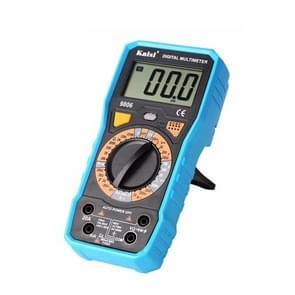 Kaisi K-9806 professionele LCD digitale multimeter elektrische handheld digitale multimeter tester