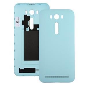 iPartsBuy for 5 inch Asus Zenfone 2 Laser / ZE500KL Original Back Battery Cover(Baby Blue)