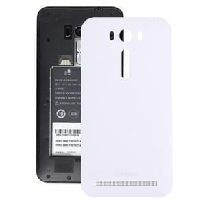 iPartsBuy for 5 inch Asus Zenfone 2 Laser / ZE500KL Original Back Battery Cover(White)