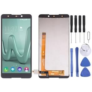 LCD Screen and Digitizer Full Assembly for Wiko Lenny5(Black)