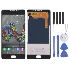 LCD Screen and Digitizer Full Assembly for Wiko U Feel Fab