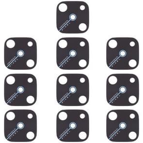 10 PCS Cameralens voor Vivo Y9s (zwart)
