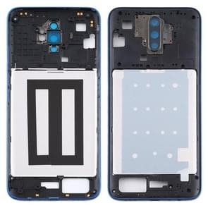 Middle Frame Bezel Plate voor OPPO A11X / A9(2020)(Blauw)