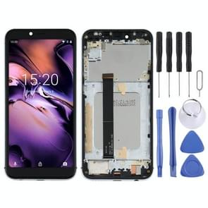LCD Screen and Digitizer Full Assembly for Umidigi A3(Black)
