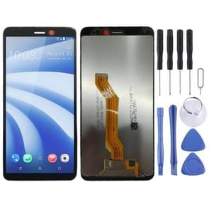 LCD Screen and Digitizer Full Assembly for HTC U12 (Black)