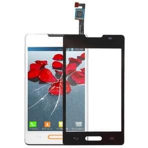 Aanraakpaneel voor LG Optimus L4 II/E440 (zwart)