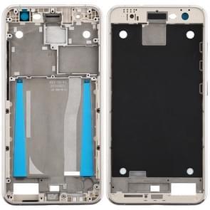 Middle Frame Bezel Plate for Asus ZenFone 3 ZE552KL (Gold)