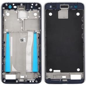 Middelste frame bezel plaat voor ASUS ZenFone 3 ZE552KL (blauw)