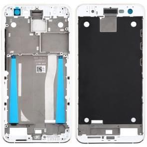 Middle Frame Bezel Plate for Asus ZenFone 3 ZE552KL (Silver)
