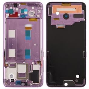 Middle Frame Bezel Plate for Xiaomi Mi 9(Pink)