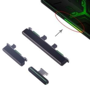 Side Keys for Xiaomi Black Shark Helo (Black)