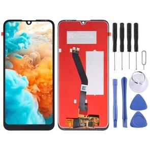 LCD Screen and Digitizer Full Assembly for Huawei Y6 Pro (2019)(Black)