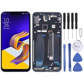 LCD Screen and Digitizer Full Assembly for Ulefone S9 Pro(Black)