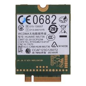 Draadloze netwerkkaart voor Huawei MU736 3G WWAN Card module 723985-001 748599-001
