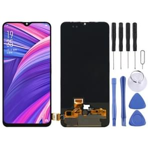 LCD Screen and Digitizer Full Assembly for OPPO R17 Pro(Black)