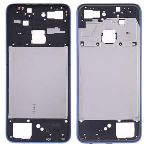 Middle Frame Bezel Plate for OPPO F9 / A7X (Blue)
