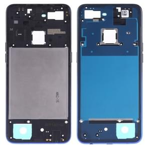 Middle Frame Bezel Plate for OPPO F9 / A7X (Twilight Blue)