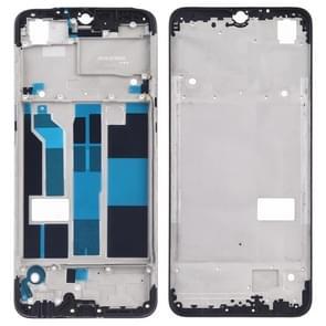 Front Housing LCD Frame Bezel Plate for OPPO F9 / A7X (Black)