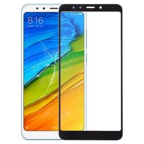 Front Screen Outer Glass Lens for Xiaomi Redmi 5 (Black)