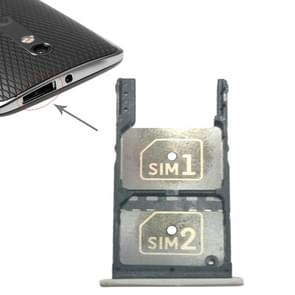 2 SIM Card Tray + Micro SD Card Tray for Motorola Moto X Play / XT1565