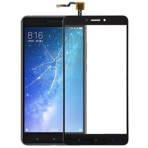 Touch Panel voor Xiaomi Max 2 (zwart)