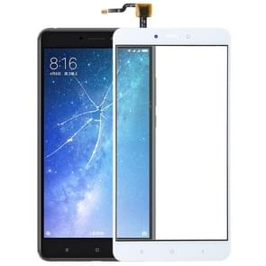 Aanraakpaneel voor Xiaomi Max 2 (wit)