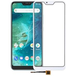 Touch Panel for Xiaomi Redmi 6 Pro (Mi A2 Lite) (White)