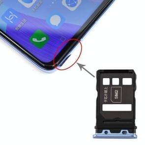 SIM-kaartlade + SIM-kaartlade voor Huawei nova 6 (Blauw)