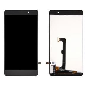 LCD-scherm en Digitizer voor BlackBerry DTEK50 (zwart)