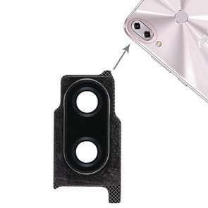 Camera Lens Frame terug voor Asus Zenfone 5 ZE620KL(Black)