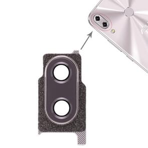 Cameralensframe voor de camera van de achterkant voor asus Zenfone 5 ZE620KL (Zilver)