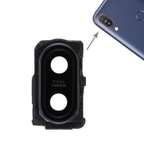 Camera Lens Frame terug voor Asus Zenfone Max Pro (M1) ZB601KL (blauw)