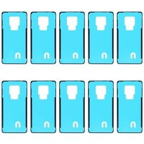 10 stuks terug behuizing cover lijm voor Huawei mate 20
