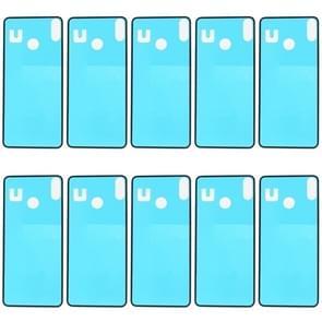 10 stuks terug behuizing te dekken lijm voor Huawei eer 8X