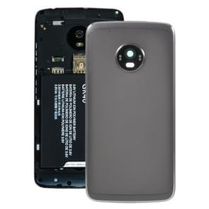 Battery Back Cover for Motorola Moto G5 Plus (Grey)
