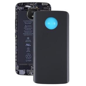 Batterij achterkant voor Motorola Moto G6 (Zwart)
