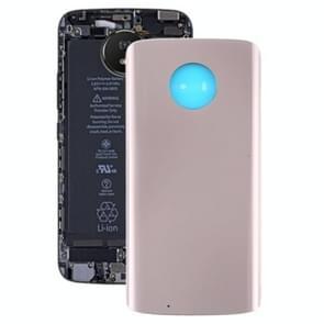 Batterij achterkant voor Motorola Moto G6 (Goud)
